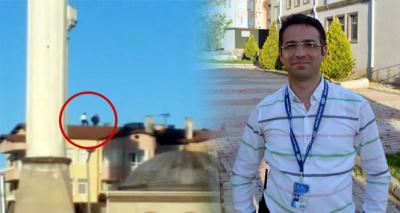 Tokat'ta Şaşkınlık Yaratan Olay! Haber Yapacakken Kendisi Haber Oldu