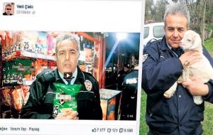 Trabzon'da Cinnet Geçiren Polis memuru Veli Çakı Baskımı görüyordu ?