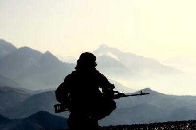 Tunceli'de Askere Hain Tuzak: 1 Asker Yaralı