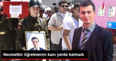 Tunceli'de Necmettin Öğretmeni Şehit Eden Hainler Öldürüldü!