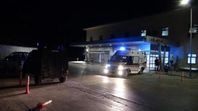 Tunceli'de PKK Sivil Aracın Geçişi Sırasında Bomba Patlattı: 1 Yaralı