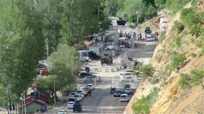 Tunceli'de Polis Noktasına Saldırı Girişiminde Bulunurken Öldürülen Terörist Canlı Bomba Çıktı!
