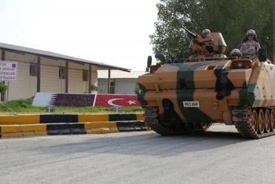 Türk Askeri Katar'a Yerleşmeye Başladı! İlk Tatbikat Başlayacak
