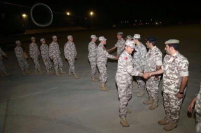 Türkiye Katar'a Yeni Asker Sevkiyatı Yaptı, Ortak Tatbikat Gelecek!