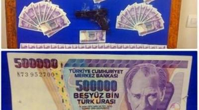 Türkiye'de Tedavülden Kalkan Bol Sıfırlı Paralarla Hindistan'da Büyük Vurgun!