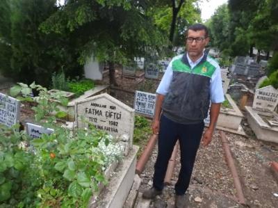 Türkiye'nin Gündemine Oturmuştu! Çorum'da Mezarlıktaki Gizemli Kızı Gören Görevli O Anları Anlattı