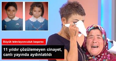 TV 8 Gerçeğin Peşinde 8 Eylül 2017, 11 Yıl Önce Öldürülen Büşra ve Tuğçe'nin Katilleri Bulundu!