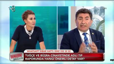 TV 8 Gerçeğin Peşinde 18 Eylül 2017 Canlı Yayın! Tuğçe ve Büşra'nın Katil Zanlıları Sorgularında Neler Anlattı!