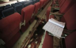 Vahşet Yaşanan Okul Gazetecilere Açıldı
