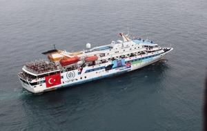 Yeni Mavi Marmara yolda