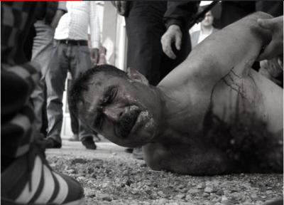 Yer: Adana! Polisi Gördü, Bir Yandan Kendini Keserken Bir Yandan Kahvesini Yudumladı