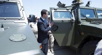 Yine Durmadı! Esad'dan Rus Vekillerle Görüşmesinden Sonra ABD'yi Çok Kızdıracak Sözler