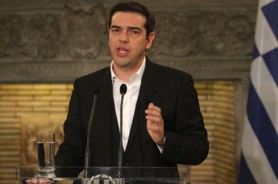 """Yunanistan Başbakanı Çipras Türkiye'ye Yönelik Açıklamalarıyla """"Yürek Yemiş"""" Dedirtti: """"Kendi Ayağına Kurşun Sıkar!"""""""